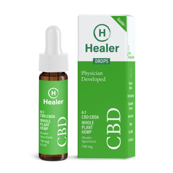 healer cbd