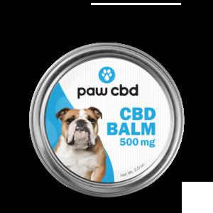 CBD balm canine