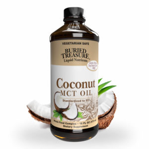 Buried Treasure Coconut Oil