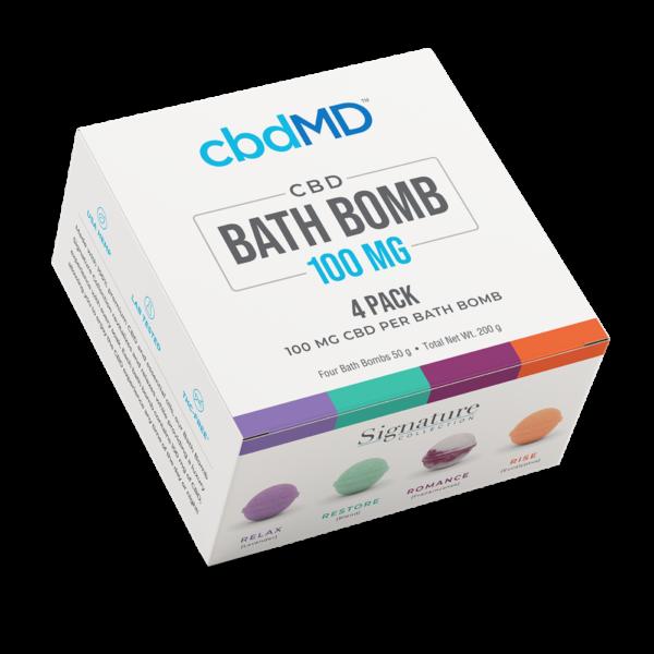 CBD Bath Bombs Multi-Pack