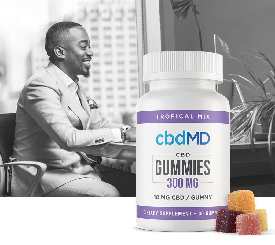 cbd gummies for mental wellness